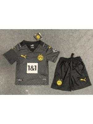 Camiseta De Borussia Dortmund 2a Eq 21/22 Niños
