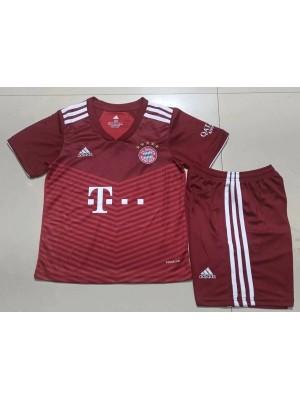 Camista Bayern Munich 1a Equipacion 2021/2022 Niños