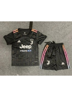 Camiseta Del Juventus 2a Eq 2021-2022 Niños