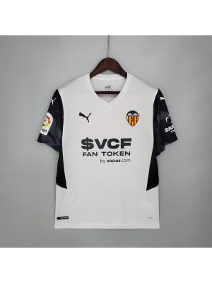 Camiseta Valencia Primera Equipacion 2021/2022