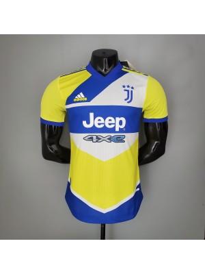 Camiseta Juventus 3a Equipacion 2021/2022 Versión del reproductor