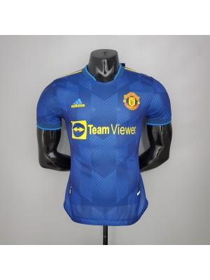 Camiseta Manchester United 3a Equipacion 2021/2022 Versión del reproductor