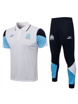 Polo + Pantalones Olympique de Marseille 2021-2022