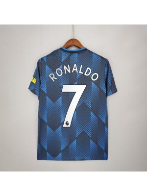 Camiseta Manchester United 3a Equipacion 21/22 Ronaldo 7
