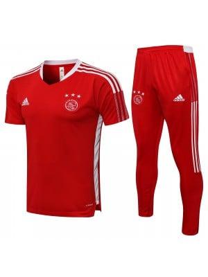 Camisetas + Pantalones Ajax 2021/2022