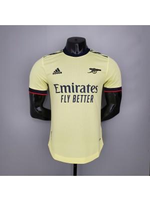 Camiseta Arsenal 2a Equipacion 2021-2022 Versión del reproductor