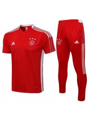 Polo + Pantalones Ajax 2021/2022