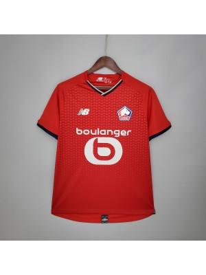 Camiseta Lille 1a Equipacion 2021/2022