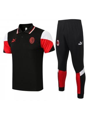 Polo + Pantaloni AC Milan 2021-2022