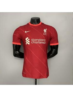 Camiseta Liverpool Primera Equipacion 2021/2022 versión del reproductor