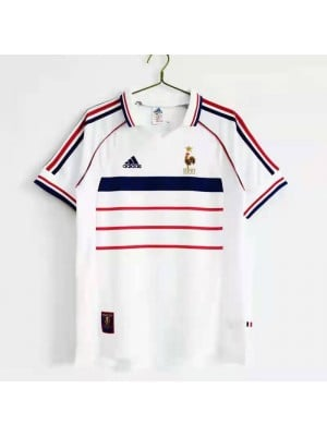 Camiseta Del Francia 1998 Retro
