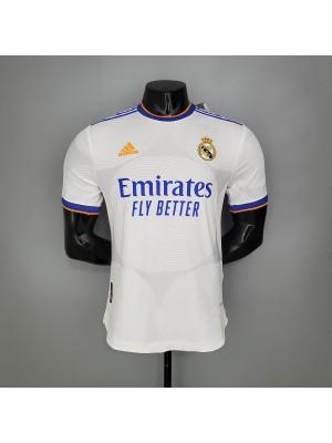 Camiseta Real Madrid Primera Equipacion 2021/2022 Versión del reproductor