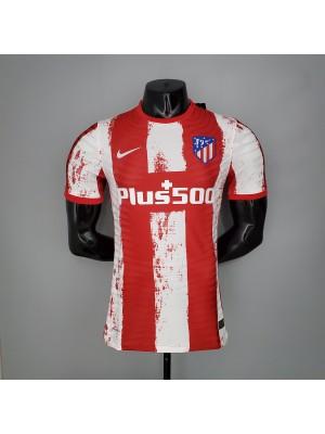 Camiseta Atletico Madrid Primera Equipacion 2021/2022 versión del reproductor