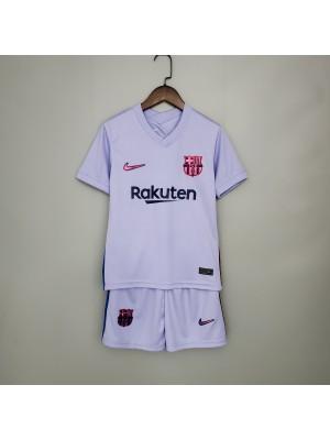 Camiseta De Barcelona 2a Eq 2021-2022 Niños