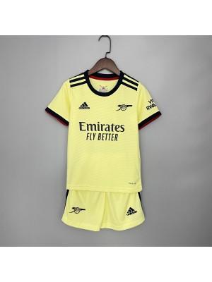 Camiseta Arsenal 2a Equipacion 2021-2022 Niños