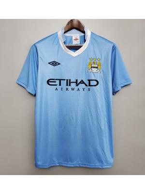 Camiseta Manchester City 11/12 Retro