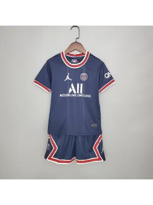 Camiseta Paris Saint Germain 1a Eq 2021/2022 Niños