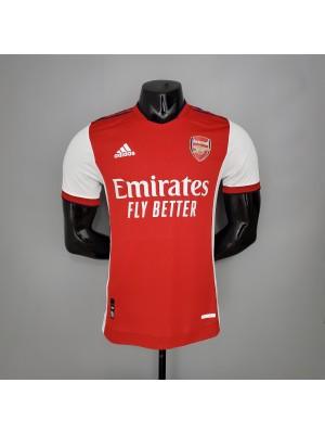 Camiseta Arsenal Primera Equipacion 2021-2022 Jugador