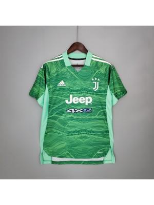 Camiseta de fútbol de portero Juventus 21-22