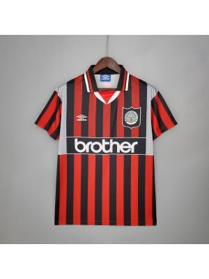 Camiseta Manchester City 94/96 Retro