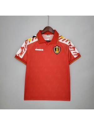 Camisas De Bélgica 1995 Retro