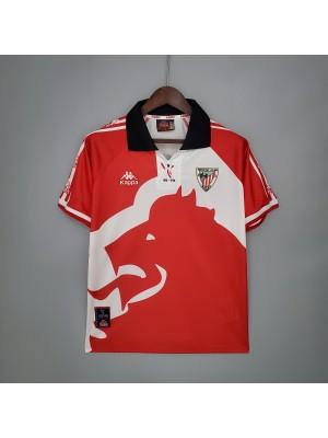 Camiseta Athletic Bilbao 97/98 Retro