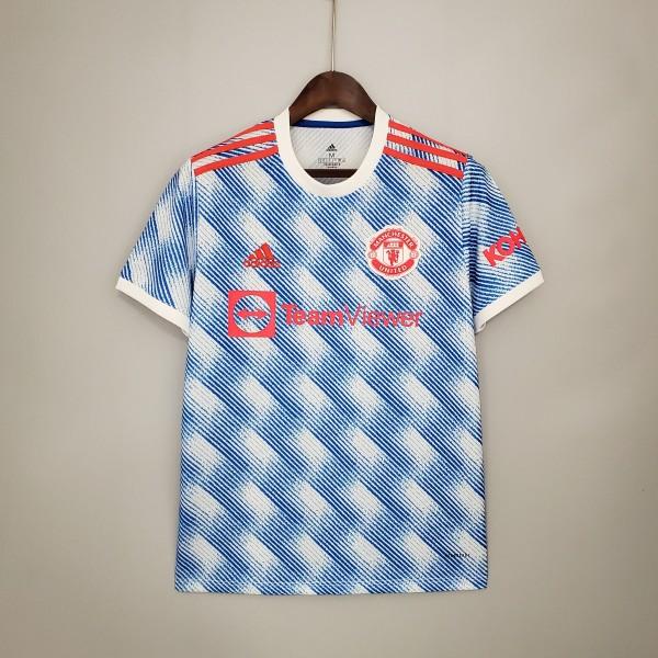 Camiseta Manchester United 2a Equipacion 2021/2022