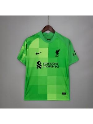 Camiseta Liverpool Portero 2021/2022