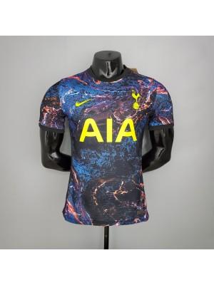 Camiseta Tottenham Hotspur 2a Equipacion 2021/2022 Versión del reproductor