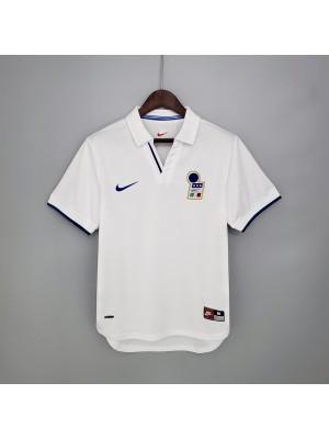 Camiseta De Italia 1998 Retro