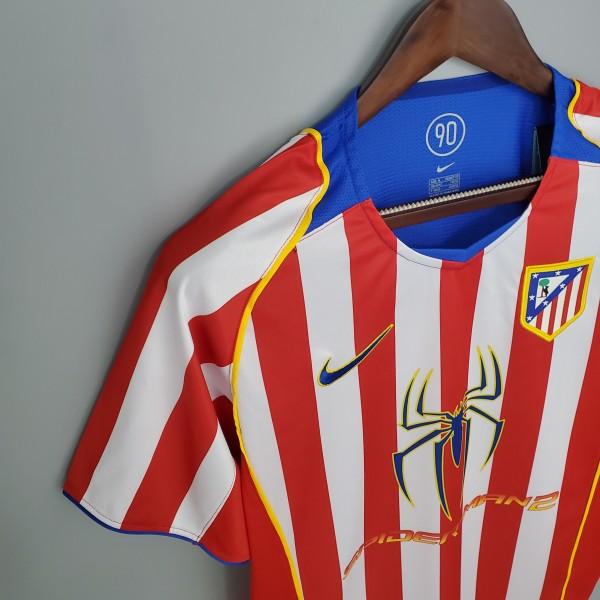 Camiseta Atletico Madrid 04/05 Retro