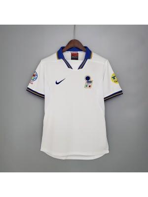 Camiseta De Italia 1996 Retro