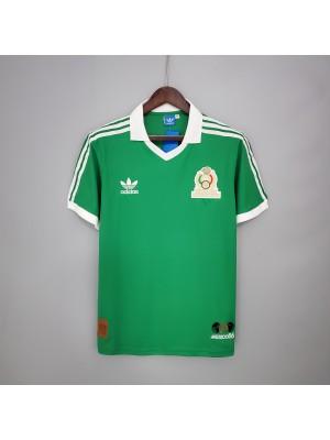 Camisas de Mexicano 1986 Retro