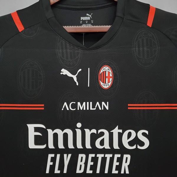 Camiseta AC Milan 2021/2022