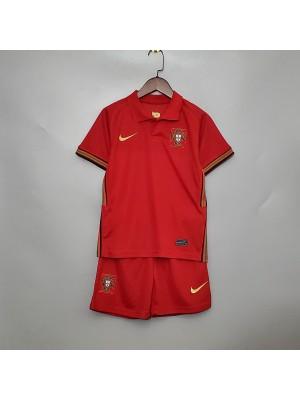 Camisas del Portugal 2021 niños