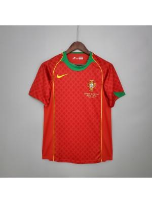 Camisas de Portugal 2004 Retro