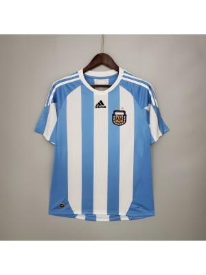 Camiseta del Argentina 2010 Retro