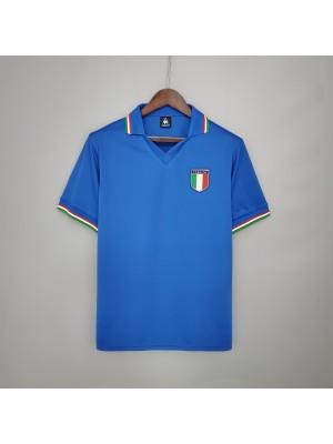 Camiseta De Italia 1982 Retro