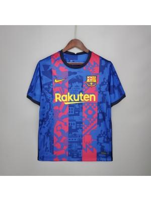 Camiseta Barcelona 2021/2022 Edición de liga