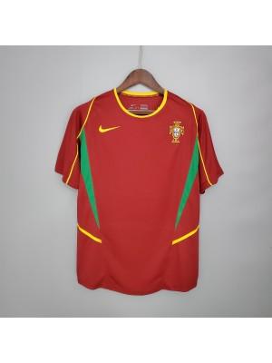 Camisas de Portugal 2002 Retro
