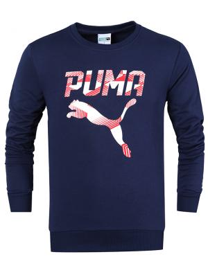 Sudadera Puma Azul