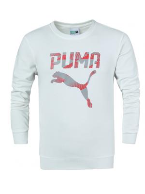 Sudadera Puma Blanco
