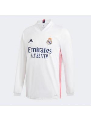Camiseta De Real Madrid 1a Equipacion 2020-2021 ML
