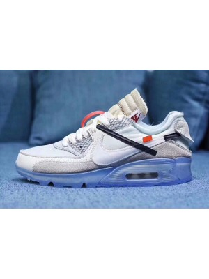 Air Max 90 ICE 10X x OFF WHITE