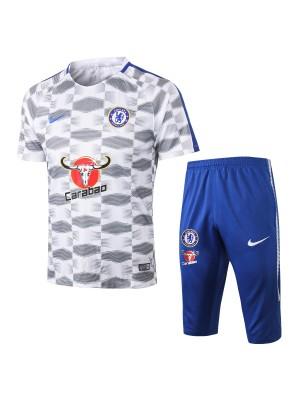 Camiseta De Chelsea Con Pantalones 2017/2018