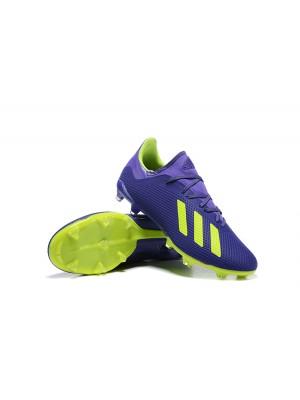 Adidas X 18.2 FG Púrpura