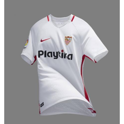 bbe8ffee2470b Camiseta Sevilla FC Primera Equipacion 2018 2019
