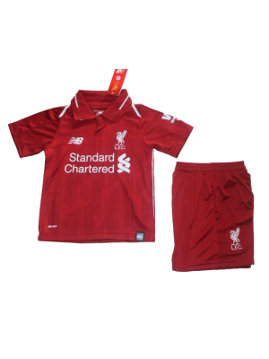 Camiseta Liverpool 1a Equipacion 2018/2019 Niños