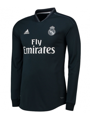 Camiseta De Real Madrid 2a Equipacion 2018/2019 ML