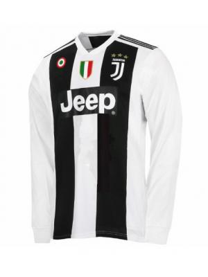 Camiseta De Juventus 1a Equipacion 2018/2019 ML